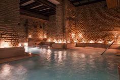 aire ancient baths -Seville