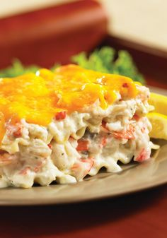 Best Seafood Lasagna Recipe on Yummly. @yummly #recipe