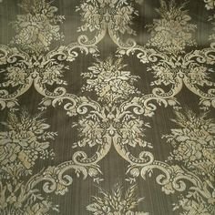 The luxurious jacquard fabric is a inch extra wide-width fabric. It is ideal for floor to ceiling curtains and other home decor projects including wall coverings and event decorations. Floor To Ceiling Curtains, Green Curtains, Ceiling Tiles, Wholesale Fabric Suppliers, Tuscan Decorating, Jacquard Fabric, Green Fabric, Event Decor, Green And Gold