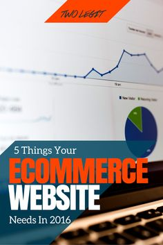 Are you launching or running an ecommerce website? Check out the five essentials to stay ahead in 2016: http://www.twolegit.com/5-Things-Your-Ecommerce-Site-Needs-2016/