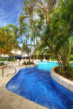 A beautiful pool at this 4 Star Resort... The Club, Barbados Resort & Spa All Inclusive