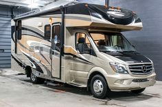 2016 Jayco Melbourne 24K Mercedes Chassis Class C Motorhome RV Show Time