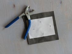 Quick Tip.. How To Use Eyelet Pliers | Haberdashery Fun