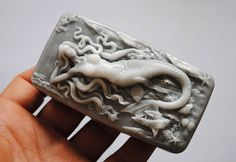 Mermaid soap Mather Day soap great bathromm decoration