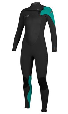 Get your O'Neill Womens Superfreak 4/3 Wetsuit 2015 the perfect all round wetsuit! kingofwatersports.com