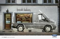 Ford Transit: Bakery 2