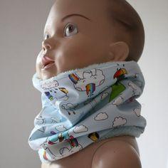 Passend zum Beanie gibt es jetzt den Loop bzw die Halssocke in Schritt für…
