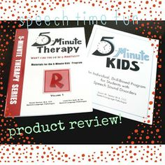 5-Minute Kids Therapy Program!! ((Product Review!))  - Pinned by @PediaStaff – Please Visit  ht.ly/63sNt for all our pediatric therapy pins