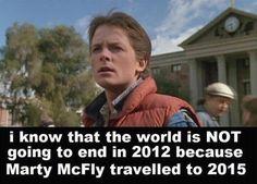 I knew it!