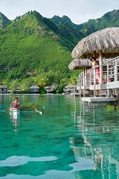 InterContinental Moorea Resort & Spa-Moorea,Tahiti