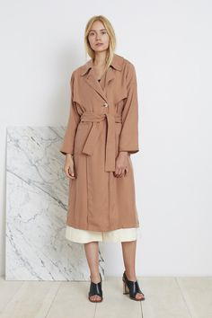 PERALTA TRENCH COAT | Apiece Apart