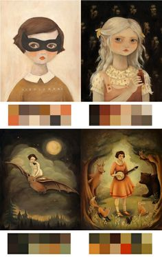 color scheme Wedding Mood Board, My Themes, Color Schemes, Feelings, Painting, Fictional Characters, Art, Paint, Draw