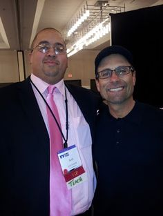 With the Great Alex Mandossian