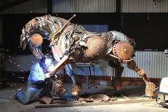 Les plus belles sculptures animales signées John Lopez