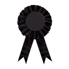 Award Ribbon - BlackColor: BlackSize: x per PackageTheme: Derby Day, Sports & General OccasionRibbons & Awards Ribbon Colors, Blue Ribbon, Discount Party Supplies, Fun Signs, Derby Day, Clipart Design, Christmas Central, Black Party, Party Accessories