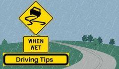 #blog #TyreShopSydney #4x4Tyres #SUVTyres #LightTruckTyres #wet #roads #car #driving