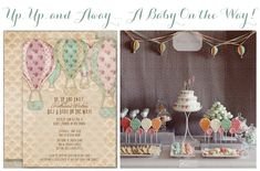 Linen, Lace, & Love. So excited, one of my favorite blogs helped me with ideas for the shower!