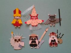 Owl Punch  - I'm having too much fun!   JR  Stampin' Up!