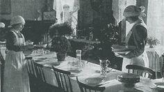 Solfeng mødrehjem 1920-tallet. Nordstrand