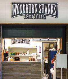 Old Woodburn Shanks Storefront