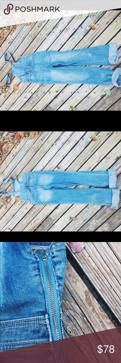 Kendall & Kylie Overalls Brand new overalls. Super cute. Price is set unless a good price is negotiated Brandy Melville Jeans Overalls