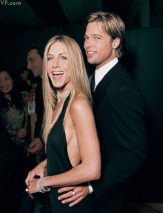 Jenn and Brad....remember them?