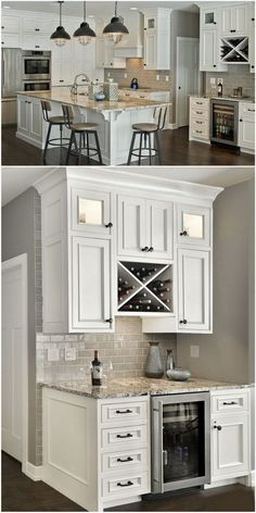 Supreme Kitchen Remodeling Choosing Your New Kitchen Countertops Ideas. Mind Blowing Kitchen Remodeling Choosing Your New Kitchen Countertops Ideas. Outdoor Kitchen Countertops, Kitchen Countertop Materials, Granite Countertops, Marble Counters, Home Decor Kitchen, Diy Kitchen, Kitchen Sink, Kitchen Black, Awesome Kitchen
