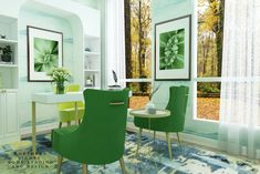 Fractal Art, Fractals, Home Staging, Unique Art, Home Office, Northern Lights, Custom Design, Interior Design, Chair