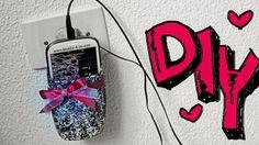 Beauty4Us: DIY: Porta Carregador de Celular