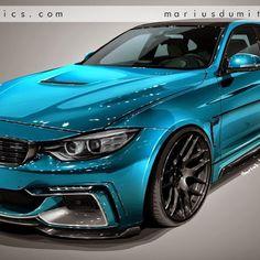 Duke Dynamics BMW 4er Gran Coupé - Extravagantes Tuning für den eleganten Münchener MyAuto24 - Das Auto-Blog im Internet MyAuto24