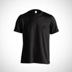 Basic Tees, Campaign, Detail, Medium, Mens Tops, T Shirt, Black, Products, Fashion