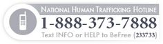Polaris Project is a non-profit that fights human trafficking.  One of their primary weapons is the Human Trafficking Hotline. #humantrafficking #moderndayslavery #PolarisProject