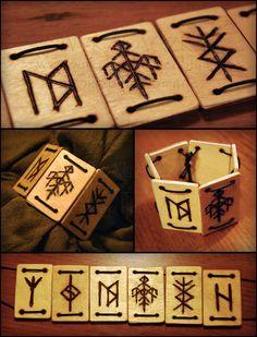 Wardruna bracelet by Sibrien-chan on DeviantArt