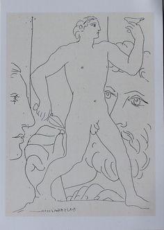 Apoa's Blog: Picasso - Vollard Suite