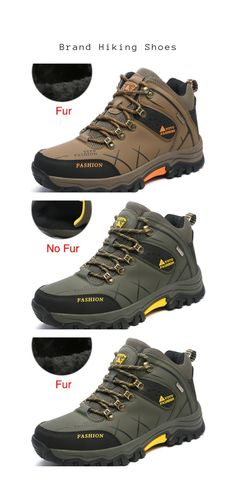 fb7f35f73ccd8 Plus Size 39-45 46 47 Brand Hiking Shoes Men Spring Hiking Boots Mountain Climbing  Shoes Outdoor Sport Shoes Trekking Sneakers