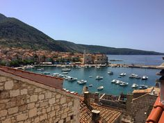 Here you can find useful tips if you're visiting island of Vis. It is one of the most beautiful islands in Croatia - true hidden gem of Adriatic Sea. Adriatic Sea, Beautiful Islands, Croatia, Balcony, Most Beautiful, Gems, River, Outdoor, Terrace