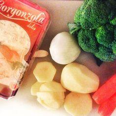 "Кому рецепт вкусного ""почти диетического"" супчика?  #диета#вкусно#и#полезно#италия#россия#венеция#москва"