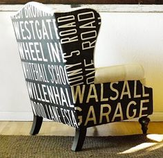 Type furniture that I need...