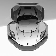 "Saturday Night Boredom #cardesign #automotivedesign #sketch #carsketch #porsche #racing #concept #hypercar #greyscale #render"" • Jul 5, 2020 at 7:52am UT"