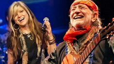 Willie Nelson ft Paula Nelson have you ever see the rain