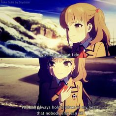 Anime: nagi no asukara