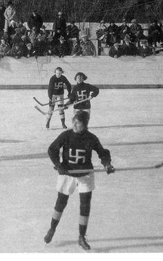 nazi hockey