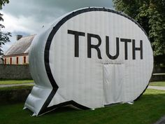 »truth booth« by hank willis thomas