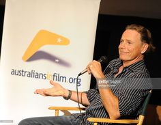 Actor Bruce Greenberg attends the Australians In Film Screening of Samuel Goldwyn's 'Mao's Last Dancer' at Raliegh Studios on August 17, 2010 in Los Angeles, California.