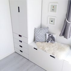 Big Girl Rooms, Boy Room, Kids Room, Ikea Stuva, Kids Corner, My New Room, Kids Decor, Girls Bedroom, Room Decor