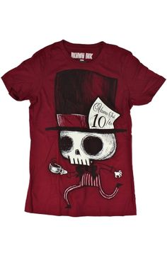 Akumu Ink - Mad Hatter T-Shirt