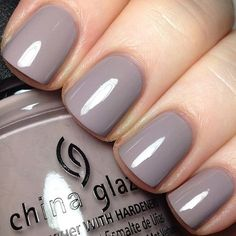 """China Glaze """"Rebel Collection"""" (Fall 2016) - Dope Taupe"""