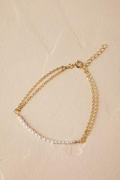 Gold Tristan Bracelet | BHLDN