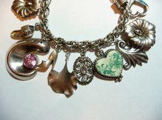 I <3 charm bracelets...so sweet!