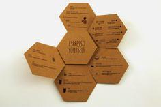 #brochure Information Design by Courtney Huber, via Behance